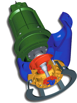 Polaris Model PBO™ Solids Mixer Option | Polaris Pumps